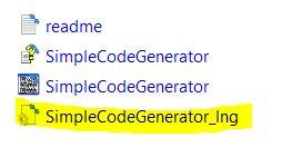 QR-Code Generator mit deutscher Sprachdatei