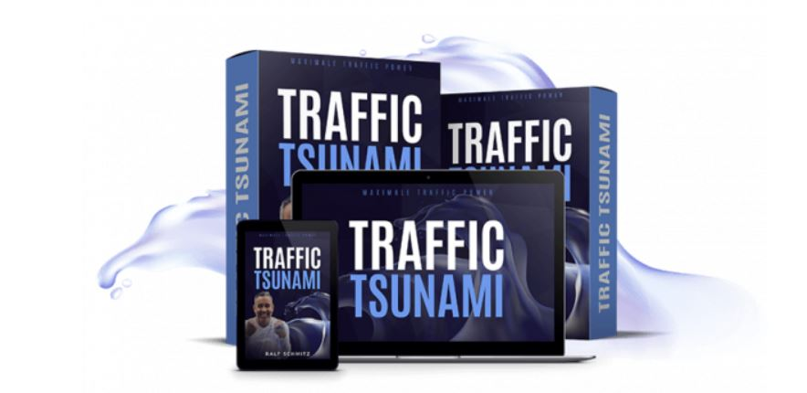 Traffic Tsunami by Ralf Schmitz